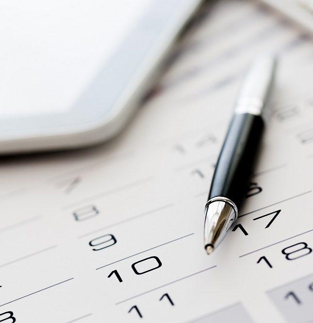 calendario fiscal gestión estratégica planificación financiera toma de decisiones empresariales OGE Consultores
