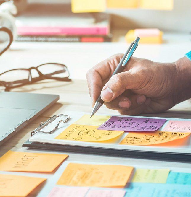 análisis de proyectos rethinking gestión empresarial proyecto startup OGE Consultores